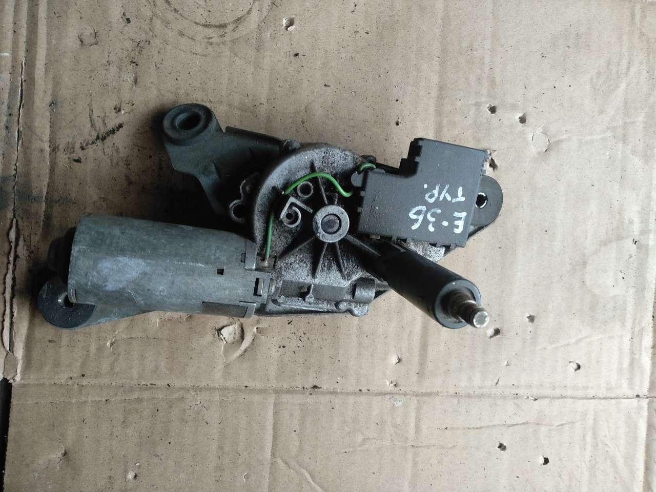 Двигатель стеклоочистителя (моторчик дворников)