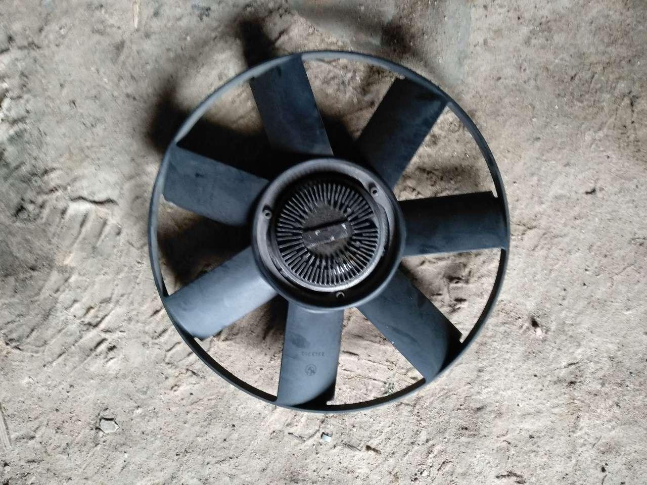 Муфта вентилятора (вискомуфта)